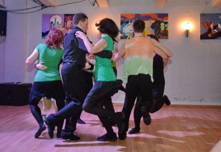 Tancovačka klub Bedna - Liberec 2015
